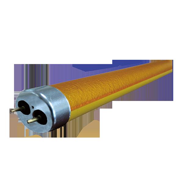 無塵室專用LED黃光燈管-277V 3